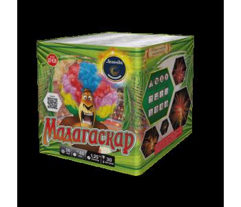 Батарея салютов Мадагаскар (Фейерверк 36 залпов)
