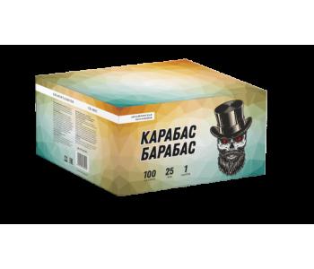 Батарея салютов Карабас Барабас (Фейерверк 100 залпов)