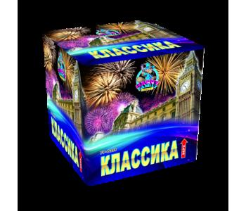 Батарея салютов Классика (Фейерверк 24 залпа)
