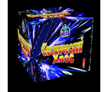 Батарея салютов Космический Хаос (Фейерверк 35 залпов)